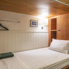 Suneta Hostel Khaosan Кровать в общем номере с двухъярусной кроватью фото 2