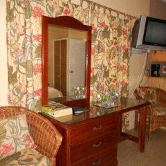 Отель Pipers Cove Resort Ямайка, Ранавей-Бей - отзывы, цены и фото номеров - забронировать отель Pipers Cove Resort онлайн удобства в номере