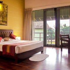 Отель Kamili Beach Villa комната для гостей фото 5