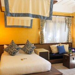 Отель Buri Rasa Village 4* Номер Делюкс с различными типами кроватей фото 6