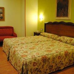 Отель Reina Cristina 3* Номер Делюкс с различными типами кроватей