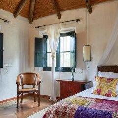 Отель Hacienda de San Rafael комната для гостей фото 4