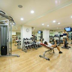 Dom Jose Beach Hotel фитнесс-зал фото 4