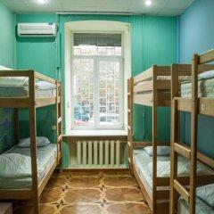 Гостиница Elements Hostels Кровать в общем номере с двухъярусной кроватью фото 7