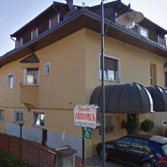 Отель Pension Aurora Аппиано-сулла-Страда-дель-Вино парковка