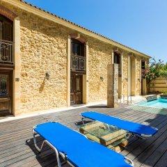 Отель Creta Seafront Residences 2* Улучшенный номер с различными типами кроватей фото 6