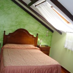 Отель Hosteria Peña Sagra комната для гостей фото 4
