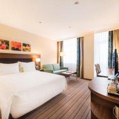 Гостиница Hilton Garden Inn Красноярск 4* Стандартный номер разные типы кроватей