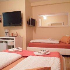 Отель City Guesthouse Pension Berlin 3* Люкс с разными типами кроватей