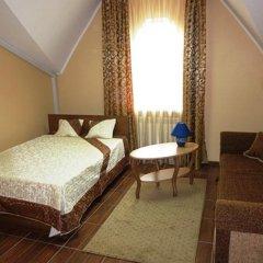 Гостевой дом Европейский Улучшенный номер с различными типами кроватей фото 9