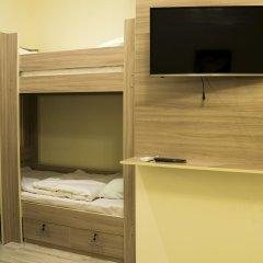 Мини-Отель City Life 2* Кровать в общем номере с двухъярусной кроватью фото 7