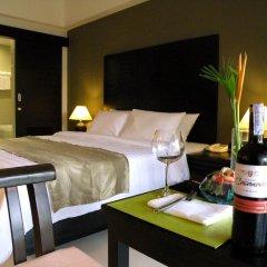 Отель Samaya Bura Beach Resort - Koh Samui 3* Улучшенный номер с различными типами кроватей фото 2
