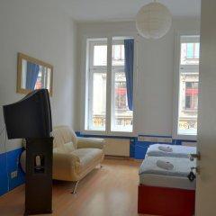 Отель Oskars Absteige Стандартный номер с различными типами кроватей