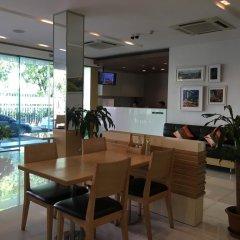 Отель S3 Residence Park Таиланд, Бангкок - 1 отзыв об отеле, цены и фото номеров - забронировать отель S3 Residence Park онлайн питание фото 2