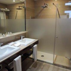 Отель Castillo Del Bosque La Zoreda ванная
