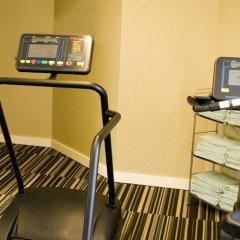 Отель TownePlace Suites Milpitas Silicon Valley фитнесс-зал