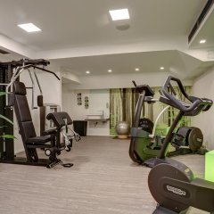 Günnewig Kommerz Hotel фитнесс-зал