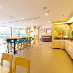 Отель Hanting Express Shenzhen Bao'an Xixiang Coach Terminal питание