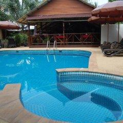 Отель Baan Sukreep Resort 3* Бунгало Делюкс с различными типами кроватей фото 12