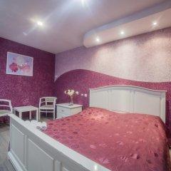 Гостиница Теремок Заволжский Апартаменты разные типы кроватей фото 3