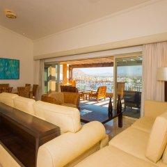 Отель The Ridge at Playa Grande Luxury Villas 4* Президентский люкс с различными типами кроватей