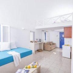 Отель Bella Santorini Studios 4* Вилла с различными типами кроватей фото 3