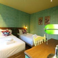 Tints of Blue Hotel 3* Студия с различными типами кроватей фото 4