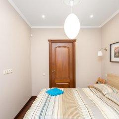 Апартаменты Four Squares Apartments on Tverskaya Апартаменты с двуспальной кроватью фото 41