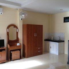 Отель Wattana Bungalow Улучшенный номер с различными типами кроватей фото 3
