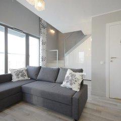 Апартаменты Dom & House - Apartments Waterlane Люкс с различными типами кроватей фото 20