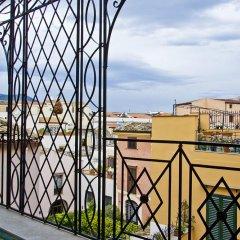 Отель Terrazze MonteverginI nel cuore di Palermo Италия, Палермо - отзывы, цены и фото номеров - забронировать отель Terrazze MonteverginI nel cuore di Palermo онлайн балкон