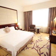 Guangzhou Hotel 3* Представительский номер с разными типами кроватей фото 9