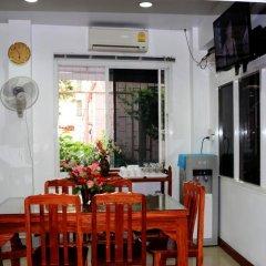 Home Base Hostel Adults Only Бангкок питание