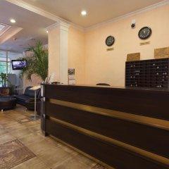 Гостиница Москвич интерьер отеля