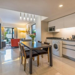 Отель Maitria Sukhumvit 18 Bangkok – A Chatrium Collection 4* Студия фото 13