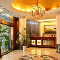 Brawway Hotel Shanghai интерьер отеля