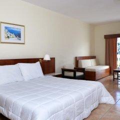 Sunshine Corfu Hotel & Spa All Inclusive 4* Стандартный семейный номер с двуспальной кроватью фото 7