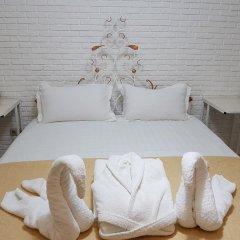 Хостел LES Номер Эконом разные типы кроватей фото 11