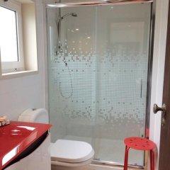 Отель Casas da Lagoa ванная