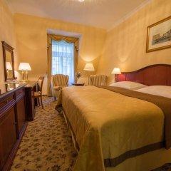 Отель Romance Puškin 4* Представительский люкс с различными типами кроватей фото 3