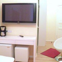 Отель City Guesthouse Pension Berlin 3* Стандартный номер с разными типами кроватей фото 12