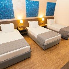 Fesa Business Hotel 4* Стандартный семейный номер с двуспальной кроватью