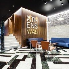 Отель AthensWas бассейн
