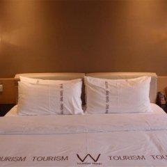 Отель Shenzhen Tourism Trend Hotel Китай, Шэньчжэнь - отзывы, цены и фото номеров - забронировать отель Shenzhen Tourism Trend Hotel онлайн комната для гостей фото 3