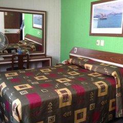 Hotel Bonampak 3* Стандартный номер с двуспальной кроватью фото 3