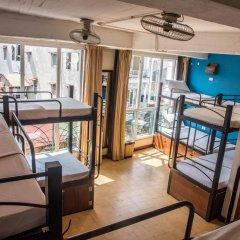 Отель Vietnam Backpacker Hostels - Downtown Кровать в женском общем номере с двухъярусной кроватью фото 5