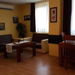 Отель Yana Apartments Болгария, Сандански - отзывы, цены и фото номеров - забронировать отель Yana Apartments онлайн интерьер отеля фото 3