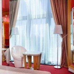 Гостиница Road Star Люкс разные типы кроватей фото 6