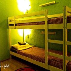 Гостиница Rooms.SPb Кровать в общем номере с двухъярусной кроватью фото 17