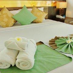 Отель Al's Laemson Resort 3* Вилла Делюкс с различными типами кроватей